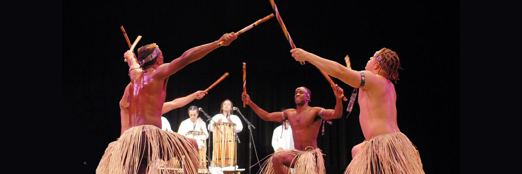 Afro-Brazilian Folkloric Music, Martial Arts and Dance Group